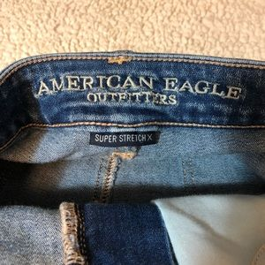 American Eagle Outfitters Jeans - American Eagle Hi-Rise Jegging S 12 Super Stretch